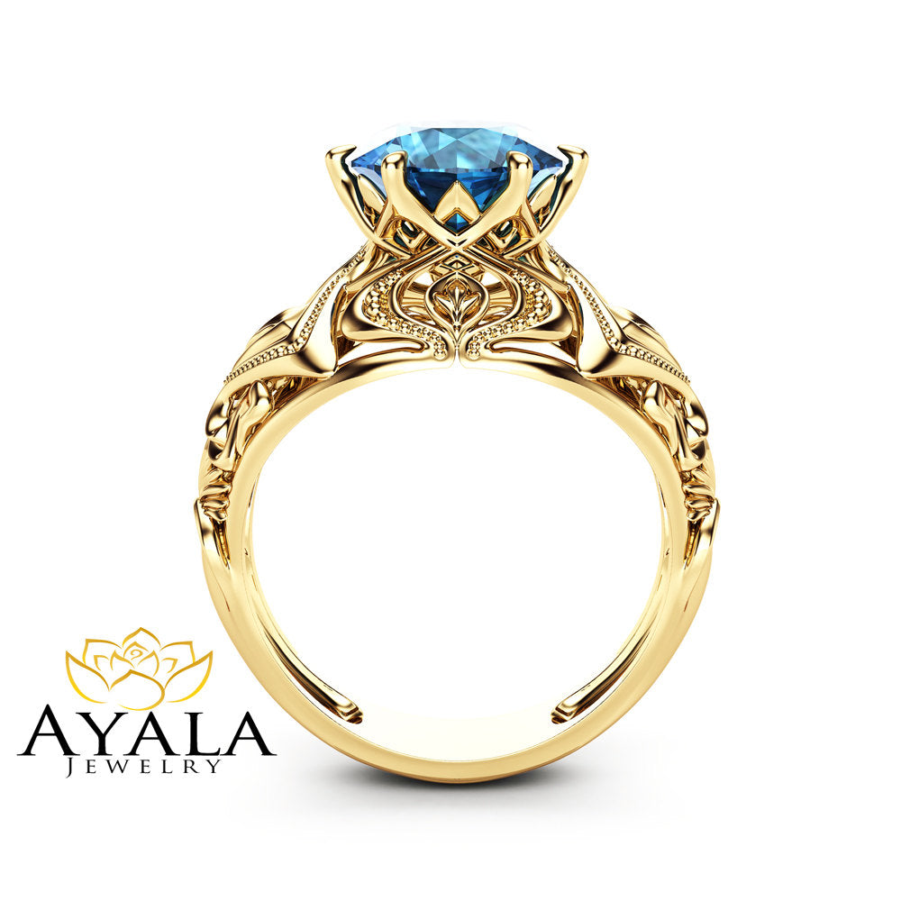 jewellery gold the rings usa model engagement in rose ring custom made