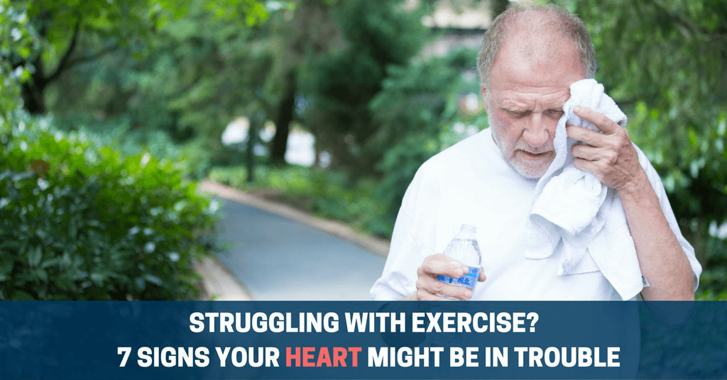 Struggling with Exercise? 7 Signs Your Heart Might Be In Trouble