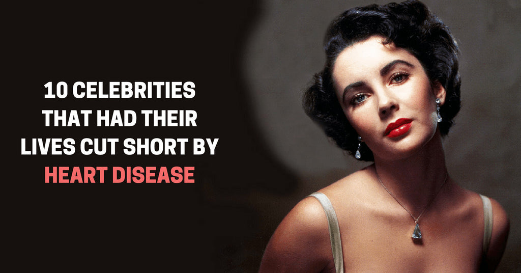 10 Celebrities That Had Their Lives Cut Short By Heart Disease