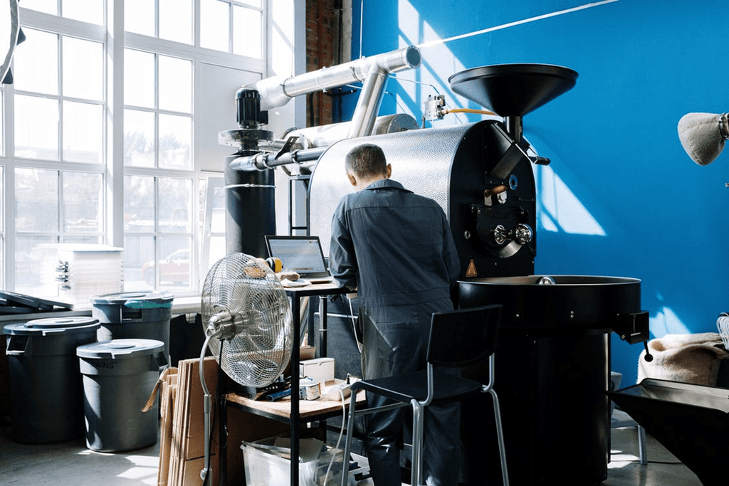 A Look Inside a Coffee Roaster's Passion