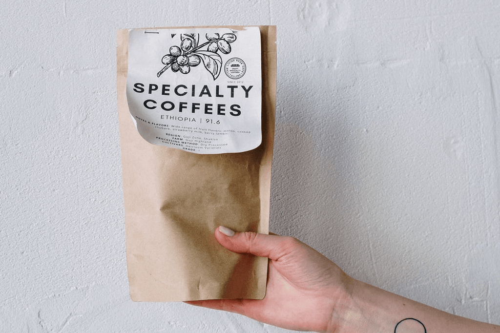 Learn to Read Coffee Packaging Like a Professional
