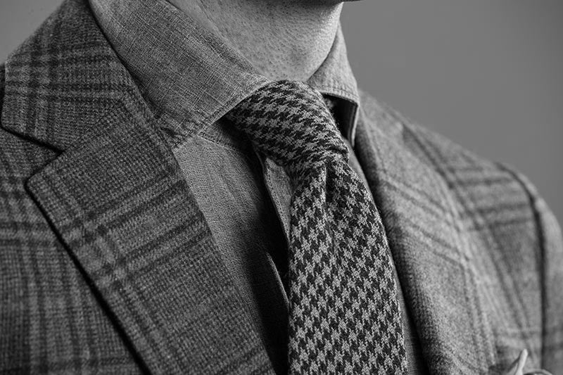 c37817106a9 Effortlessly Stylish: A Double Four In Hand Knot Made Easy – MR TIE ...