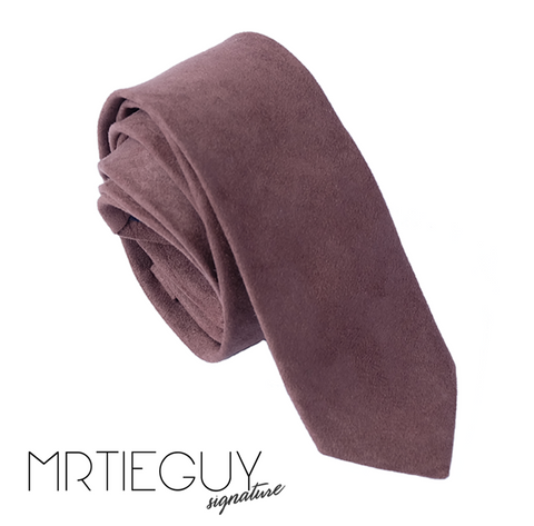 BROWN AUTUMN LEAVES - MR TIE GUY - For The Daring & Dapper™