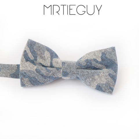 COOL CAMO BOW - MR TIE GUY - For The Daring & Dapper™