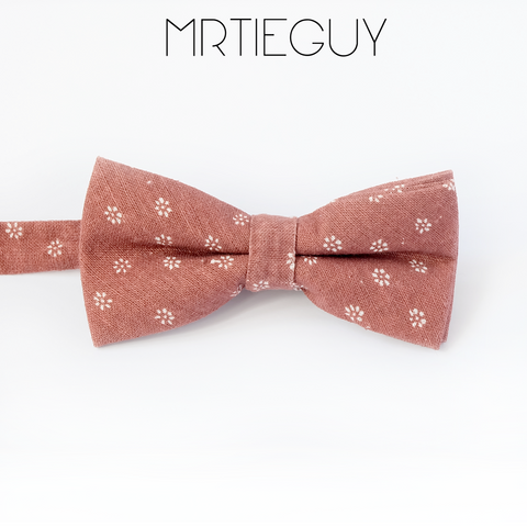 RUSTIC BOW - MR TIE GUY - For The Daring & Dapper™