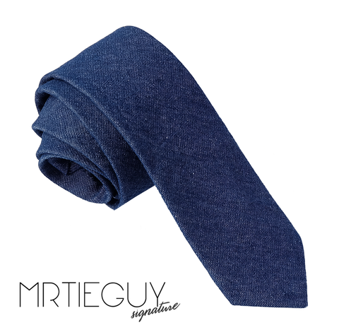 DEEP BLUE - MR TIE GUY - For The Daring & Dapper™