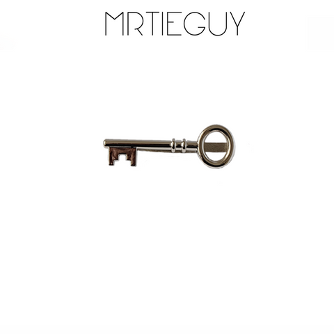 KEY TIE CLIP - MR TIE GUY - For The Daring & Dapper™