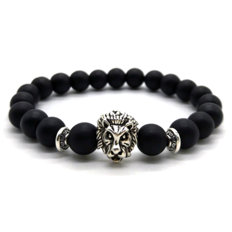 LION'S HEAD BRACELET - MR TIE GUY - For The Daring & Dapper™