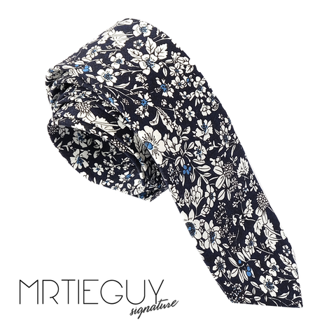 MIDNIGHT BLOOM - MR TIE GUY - For The Daring & Dapper™