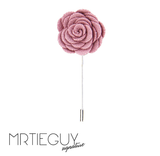 FLOWER LAPEL PIN - MR TIE GUY - For The Daring & Dapper™