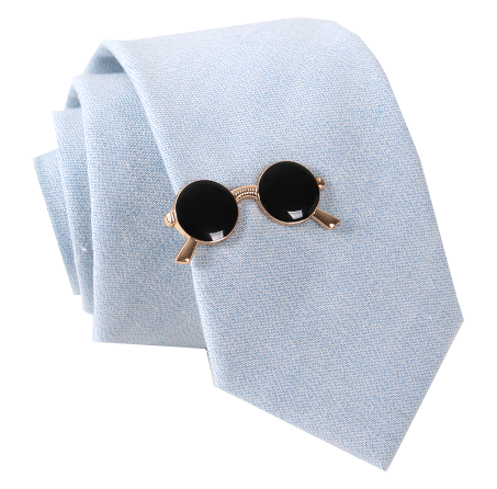 SUNGLASSES TIE CLIP - MR TIE GUY - For The Daring & Dapper™