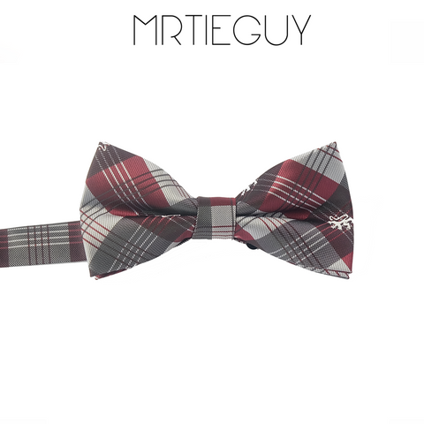 TARTAN BOW - MR TIE GUY - For The Daring & Dapper™