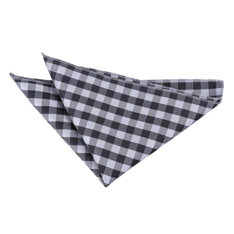 GINGHAM CHECK HANDKERCHIEF - MR TIE GUY - For The Daring & Dapper™