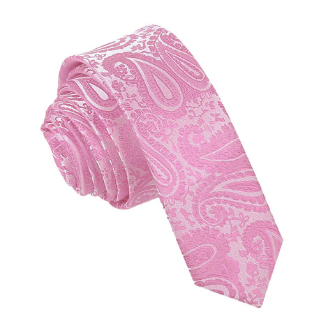 PAISLEY SKINNY TIE - MR TIE GUY - For The Daring & Dapper™