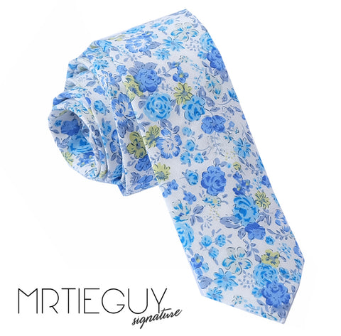 SUMMER MEADOW TIE - MR TIE GUY - For The Daring & Dapper™