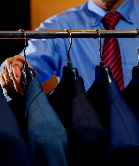 Suit Storage for Beginners: Protecting One's Fine Attire