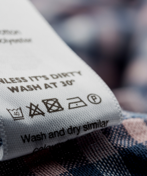 A Handy Guide to Clothing Care Symbols