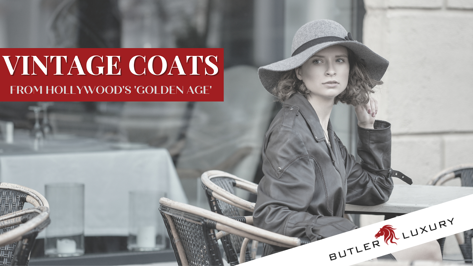 Recreate Hollywood's 'Golden Age' With These Women's Vintage Coats