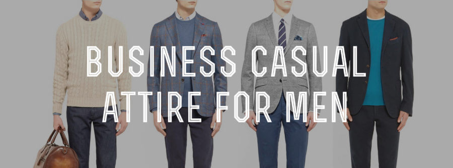 e4670903eff4b Business casual is a dress code men are confronted with everywhere