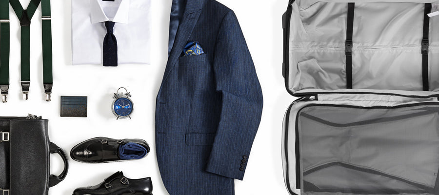 How to Pack a Garment Bag Properly