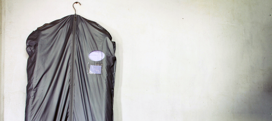 Choosing Your Next Garment Bag