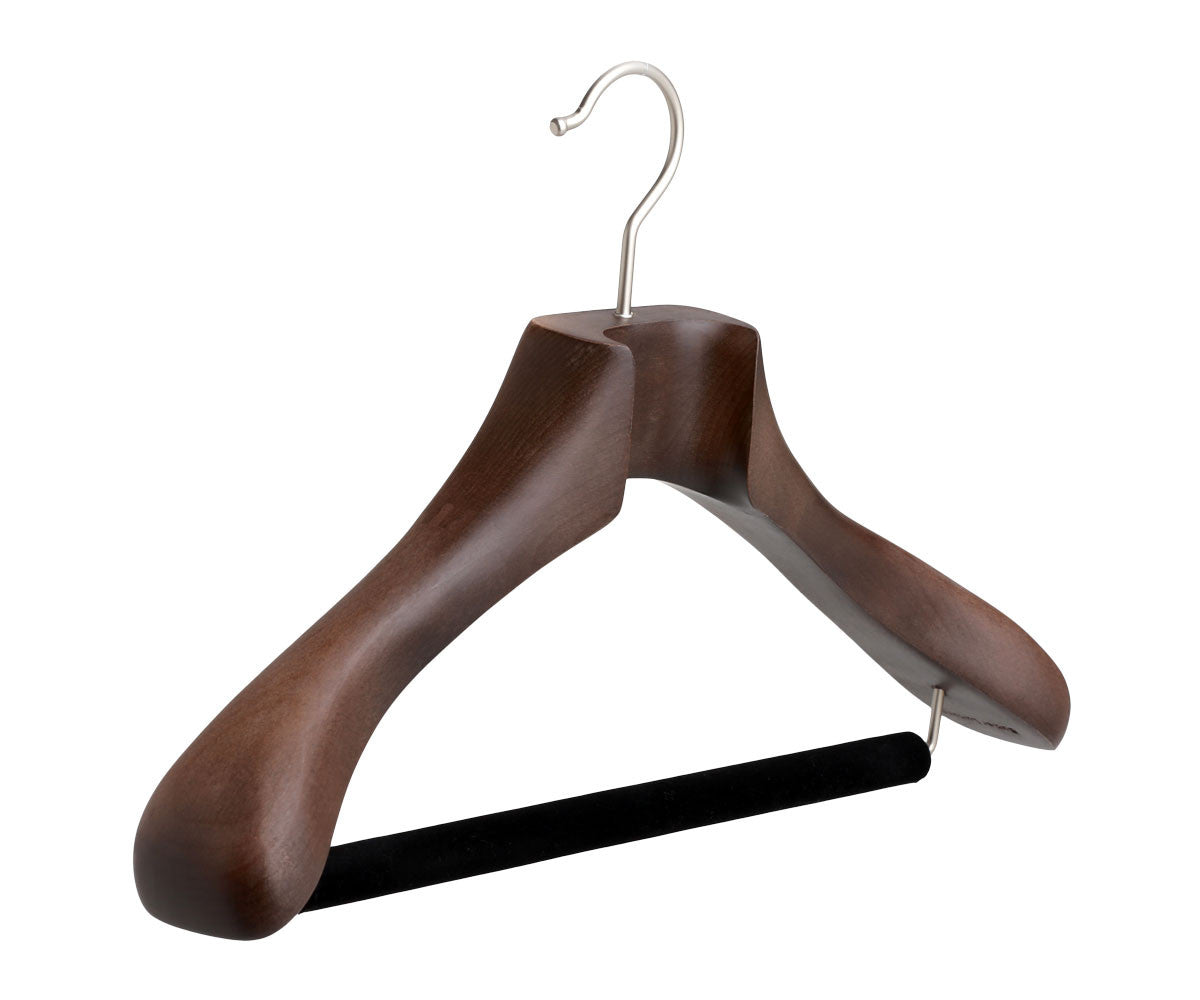 Tailor Made Wooden Suit Hangers By Butler Luxury