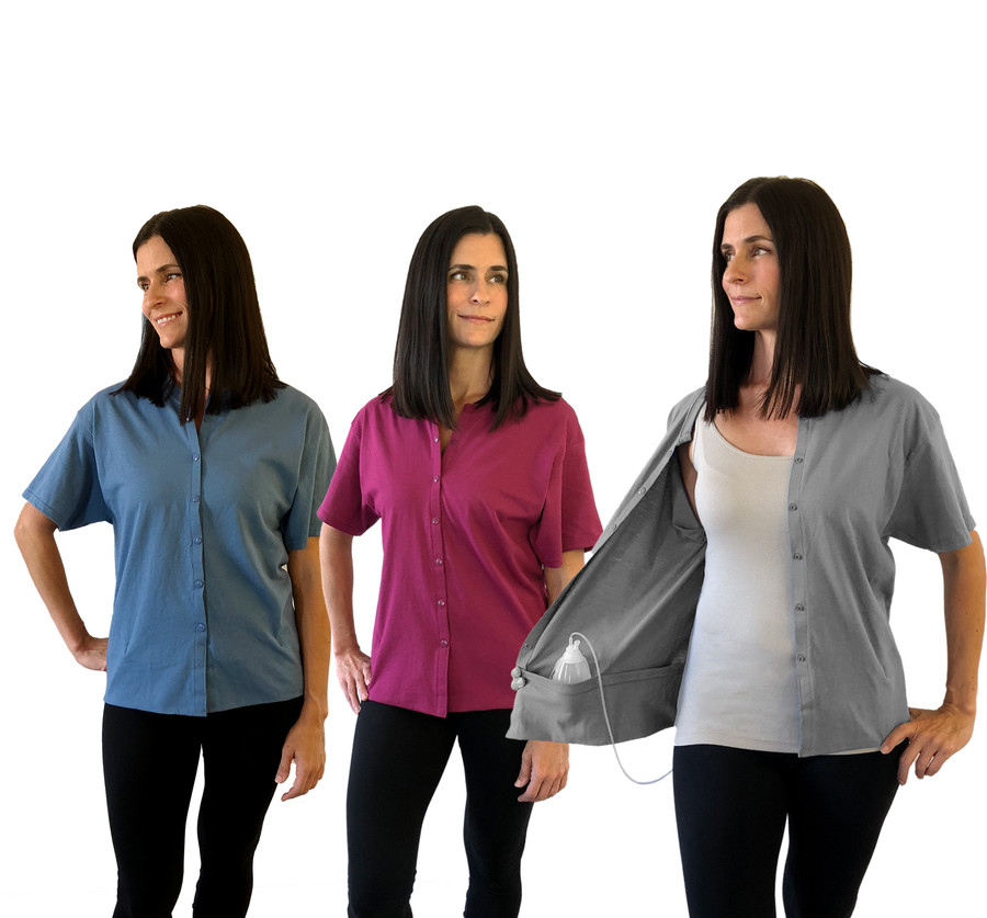 MASTECTOMY Recovery SHIRTS