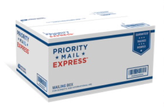 Upgrade to Express Priority Mail Shipping 2-4 lbs (1-2 Day delivery through USPS)