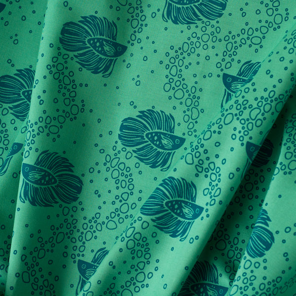 Betta Fish Fabric