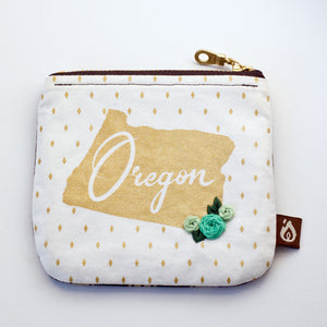 Oregon State Coin Purse