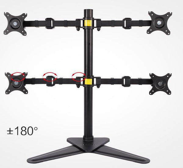 Four  LCD Monitor stand (Model RF4)  - 7