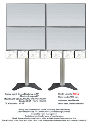Modular TV & Monitor Display stands 3  - 1
