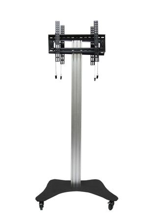 Modular TV Cart Dual Vertical Modal RKF2BB  - 1