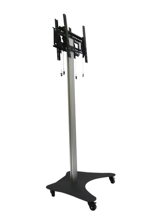 Modular TV Cart Dual Vertical Modal RKF2BB  - 2
