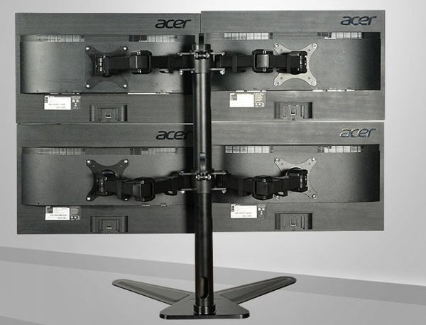 Four  LCD Monitor stand (Model RF4)  - 6