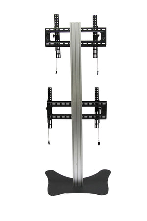 Modular TV Cart Dual Vertical Modal RKF2VF  - 2