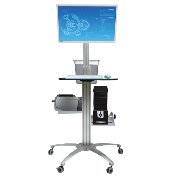 Computer Mobile Cart (MCT10)  - 1