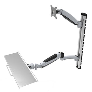 Desk Mount Workstation (LMS-C2)  - 2
