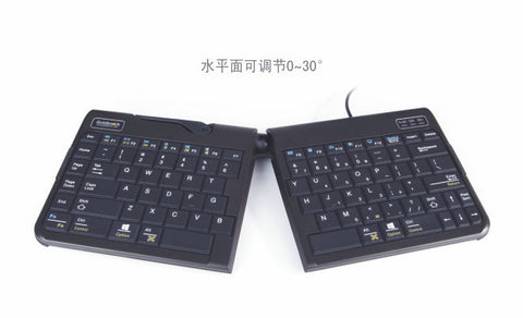 Goldtouch Ergonomic Keyboard  - 1