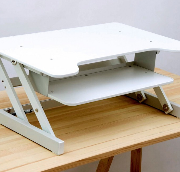 Touch Standing Desk Converter  (with Gas spring) RT  - 32