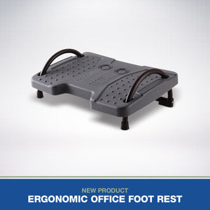 Renewed Ergonomic Footrest (FR01)
