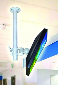 Adjustable Ceiling Mount (Small Monitor) (CM-S)  - 4