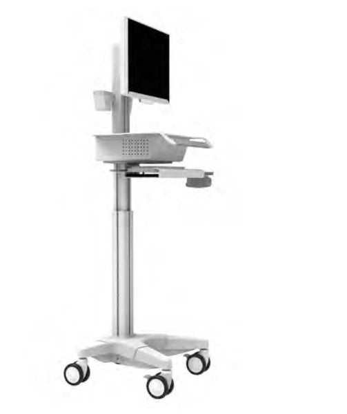 Medical Cart For LCD / All in One (HSC14)  - 2