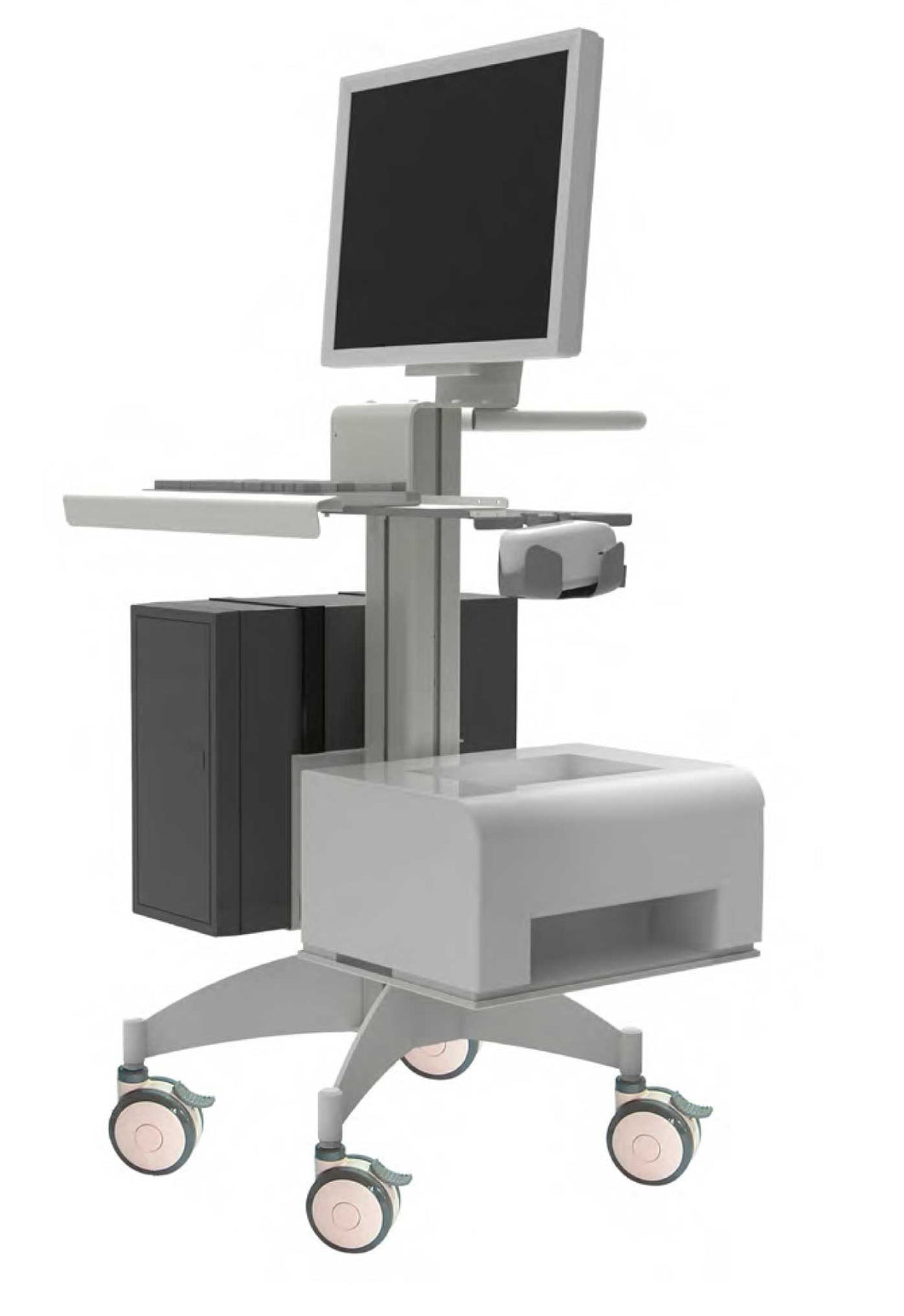 Medical Cart For LCD / All in One (HSC15)  - 1