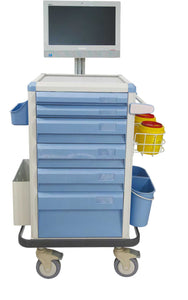 Medical Cart For LCD / All in One (HSC18B)  - 1