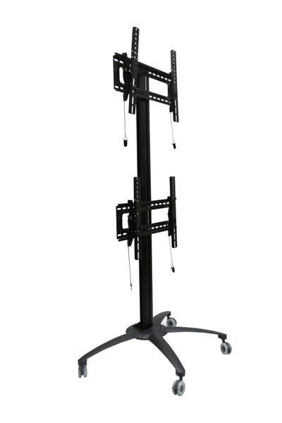 LCD Dual TV Floor Stand Vertical (UPC2V)  - 3