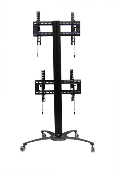 LCD Dual TV Floor Stand Vertical (UPC2V)  - 4