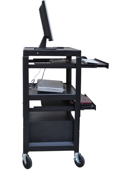 Computer Mobile Cart (MCT04)  - 2