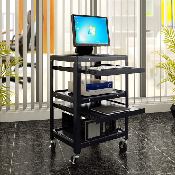 Computer Mobile Cart (MCT04)  - 4