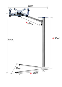 Laptop Floor Stand (LPF-A)  - 4